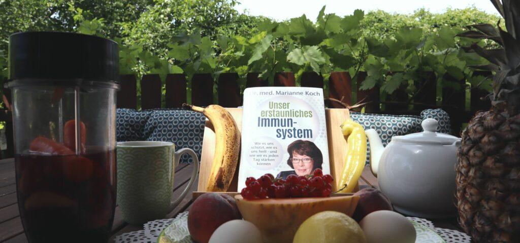 Medizinbuch Dr. Marianne Koch: Unser erstaunliches Immunsystem
