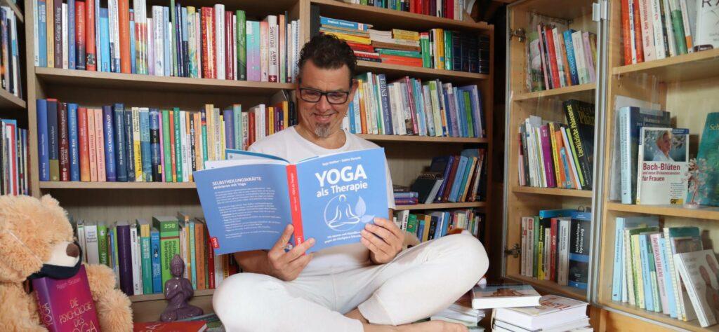 "Buch ""Yoga als Therapie"""